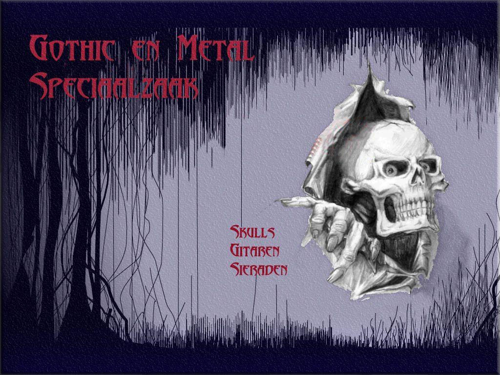 De speciaalzaak van Metal Attack is al jaren toonaangevend in de wereld van Gothic, Metal en fantasy style gadgets en attributen. De winkel van Metal Attack vindt u in Zuidwolde, vlakbij Hoogeveen. Sieraden, Skulls, Gitaren en Versterkers, Kleding, kom gerust eens langs.